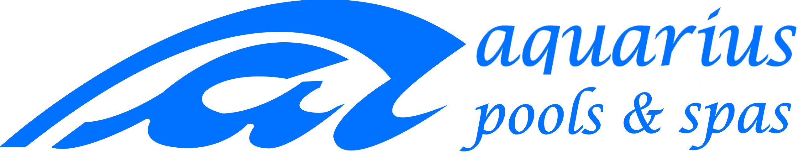 Aquarius Pools and Spas logo