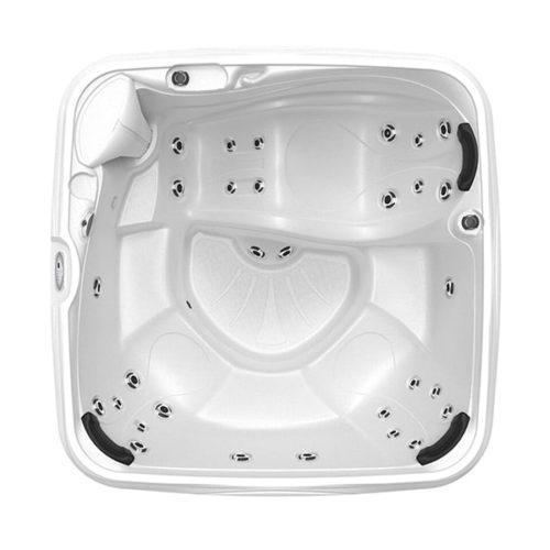 Sundance Splash Square Hot Tub
