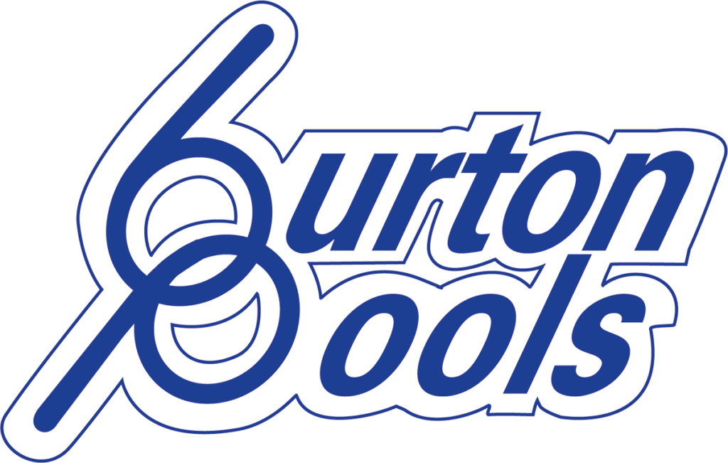 Burton Pools Logo