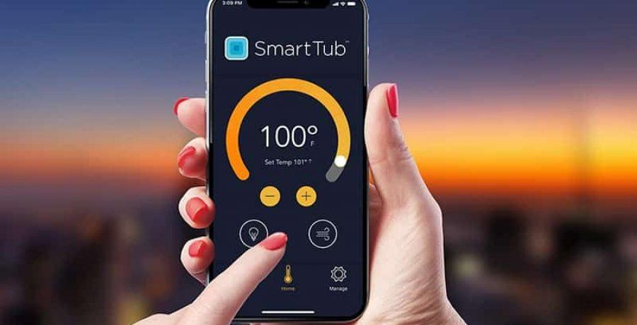 Smarttub System controls